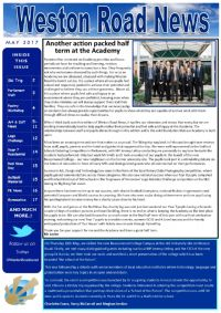 Latest Edition of Weston Road News